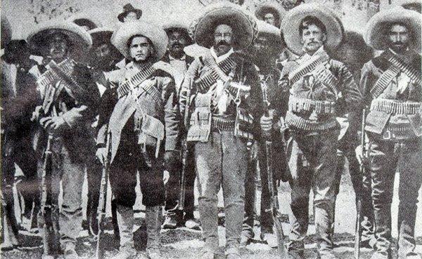1. L'armée de Pancho Villa et les origines d un sport