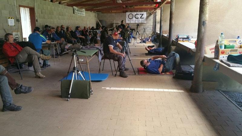 20th AETSM European Championship Silhouette Métallique