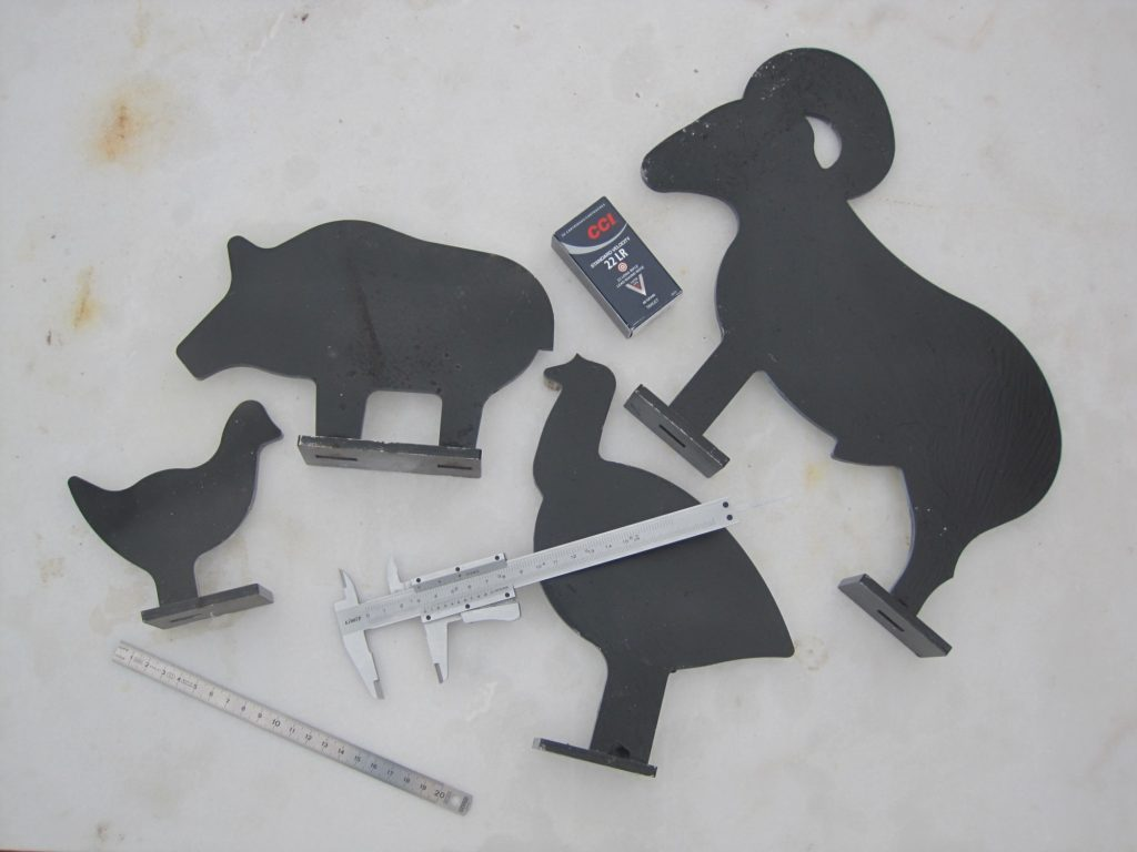 Zoltan's Metallic Silhouettes Sets : SBP Set (3/8e)