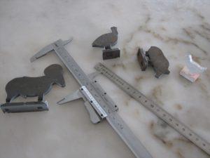 Zoltan's Metallic Silhouettes Sets : AIR Set (1/10e)