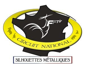 French Metallic Silhouette National Circuit
