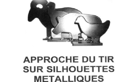 """Livre : """"Approche du Tir sur Silhouettes Métalliques"""""""