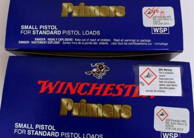 Rudzinski_Amorces Winchester SP