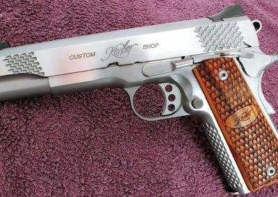 Rudzinski_Kimber Stainless Raptor2 9mm