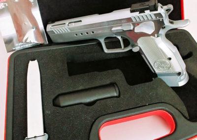 Rudzinski_Tanfoglio Stainless Limited Custom 9mm