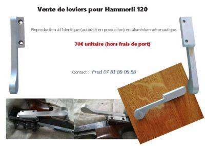 Blin_Levier Armement Hammerli 120