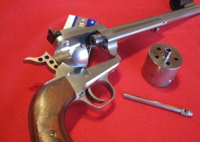 Freedom Arms FA-252, 22LR