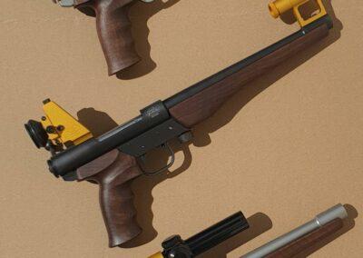 Pistolets PICRA SP-96